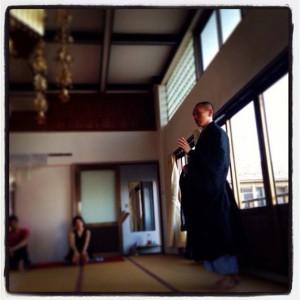 海蔵寺座禅会